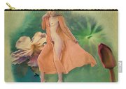 Lotus Maiden Carry-all Pouch