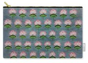 Lotus Pichwai Miniature Carry-all Pouch