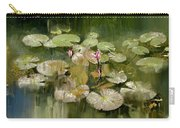 Lotus Pond 1 Carry-all Pouch