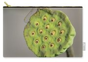 Lotus Seeds Carry-all Pouch