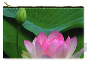 Lotus Siblings Carry-all Pouch