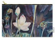 Lotus Study II Carry-all Pouch