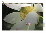 Lotus Under Cover Carry-all Pouch