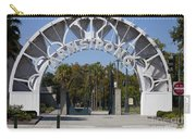 Louis Armstrong Park - New Orleans Louisiana Carry-all Pouch
