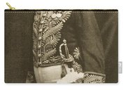 Louis Botha 1862-1919 South African Carry-all Pouch