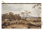 Louis Buvelot , At Ballan, 1876 Carry-all Pouch