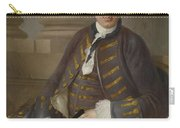 Louis-gabriel Blanchet Paris 1705 - 1772   Portrait Of A Gentleman Carry-all Pouch