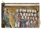 Louis Ix (1214-1270) Carry-all Pouch