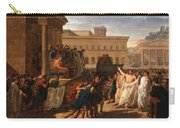 Louis Lafitte - Brutus Listening To The Ambassadors From The Tarquins Carry-all Pouch