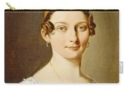 Louis-leopold Boilly - Portrait Of A Lady Carry-all Pouch