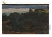 Louis Michel Eilshemius American 1864-1941 Summer Twilight, 1884 Carry-all Pouch
