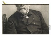 Louis Pasteur (1822-1895) Carry-all Pouch