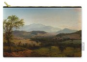 Louis Remy Mignot 1831-1870, Fishkill Mountains Carry-all Pouch