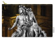Louis Xiv By Bernini Carry-all Pouch