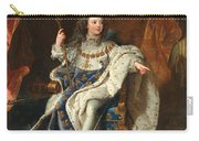 Louis Xv Of France As A Child Carry-all Pouch