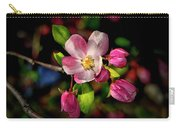 Louisa Apple Blossom 001 Carry-all Pouch