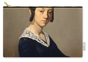 Louise-antoinette Feuardent Carry-all Pouch