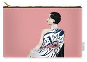 Louise Brooks In Hollywood Carry-all Pouch