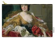 Louise-elisabeth Of France, Wife Of The Infante Philip, Future Duke Of Parma Carry-all Pouch