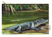 Louisiana Gator Carry-all Pouch
