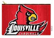 Louisville Cardinals Barn Door Carry-all Pouch