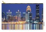 Louisville Kentucky Lights Carry-all Pouch
