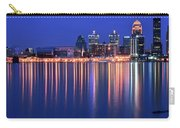 Louisville Lights Up Nicely Carry-all Pouch