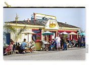 Loulou's On The Commercial Pier In Monterey-california Carry-all Pouch