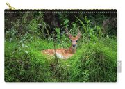 Lounging Fawn Carry-all Pouch