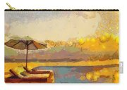 Lounging Licous Carry-all Pouch