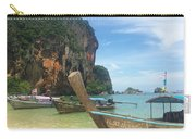 Lounging Longboats Carry-all Pouch