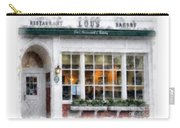 Lou's Of Hanover New Hampshire Carry-all Pouch