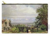 Louveciennes Carry-all Pouch by Camille Pissarro