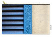 Louvered Carry-all Pouch
