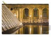 Louvre Courtyard Lamps - Paris Carry-all Pouch