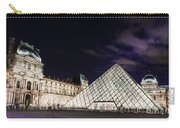 Louvre Museum 2 Art Carry-all Pouch