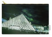 Louvre Museum 5b Art Carry-all Pouch