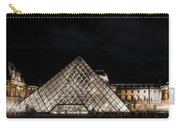 Louvre Museum 6 Art Carry-all Pouch
