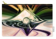 Love And Light Carry-all Pouch by Linda Sannuti
