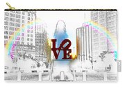 Love Carry-all Pouch by Bill Cannon