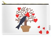 Love Bird Part 2 Carry-all Pouch