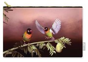 Love Birds By John Junek  Carry-all Pouch