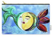 Love Connect - You Are My Moon And Sun Carry-all Pouch