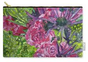 Love For Roses Carry-all Pouch