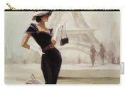 Love, From Paris Carry-all Pouch by Steve Henderson