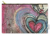 Love In All Things Carry-all Pouch