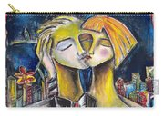 Love In The City Carry-all Pouch