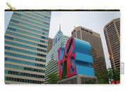 Love In The City - Philadelphia Carry-all Pouch