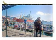 Love In The Port Of Valpaparaiso-chile Carry-all Pouch