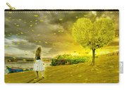 Love Is All Around Us And So The Feeling Grows Carry-all Pouch